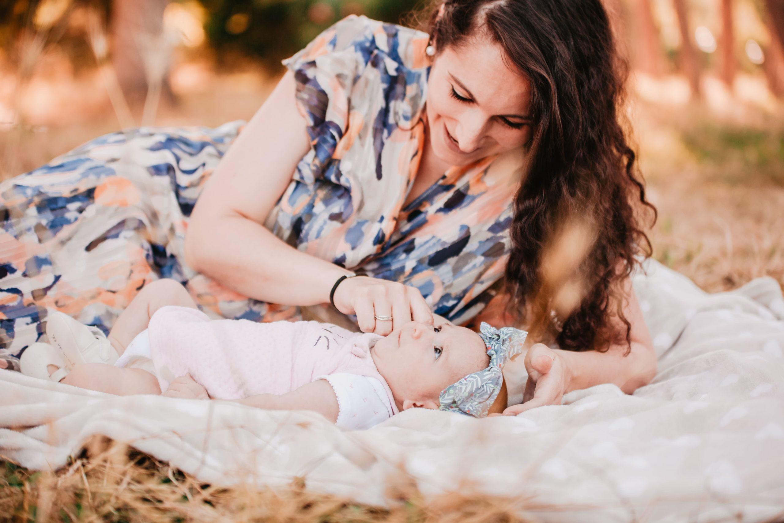 photos mère fille