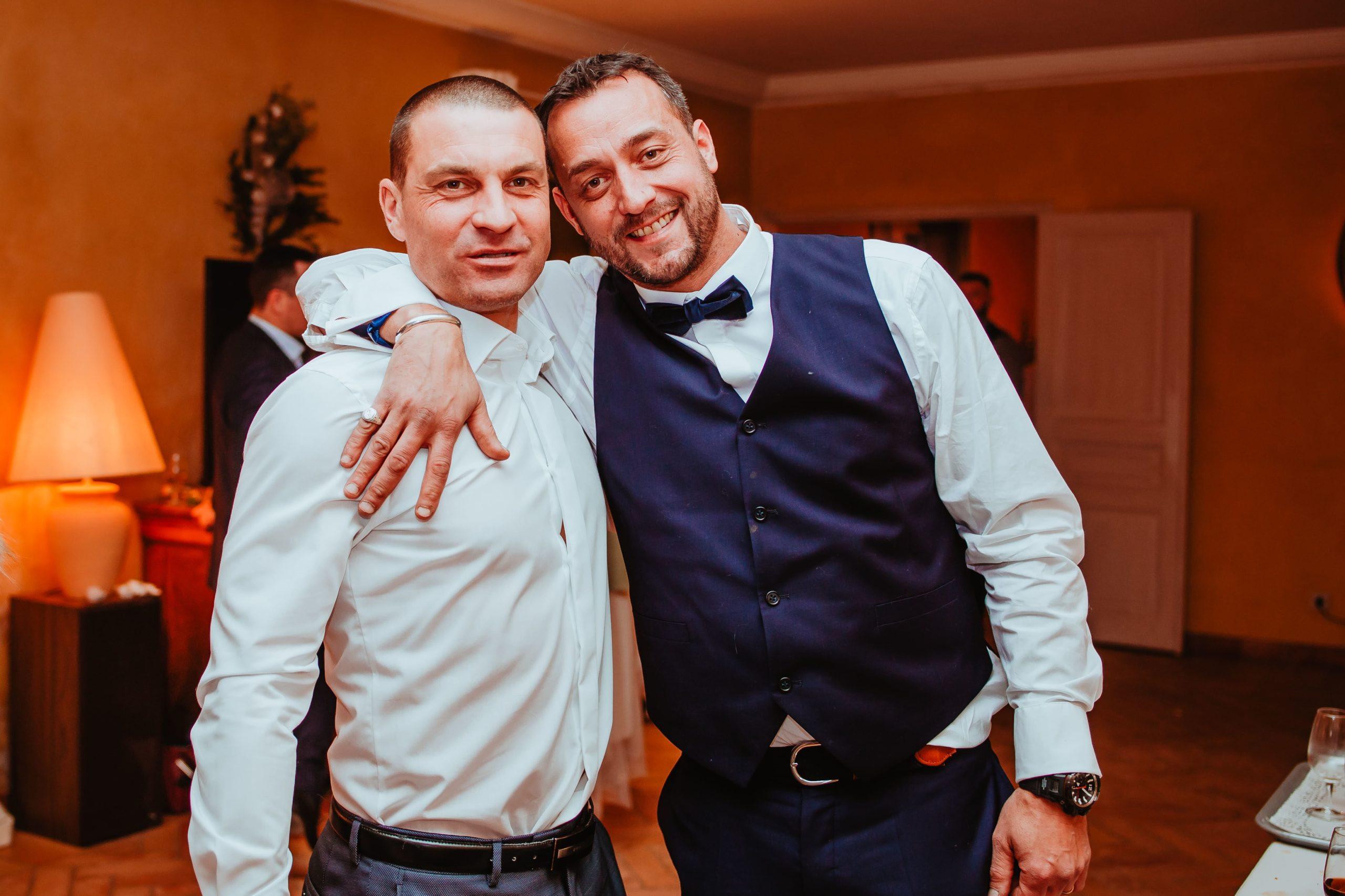 photos amis mariage