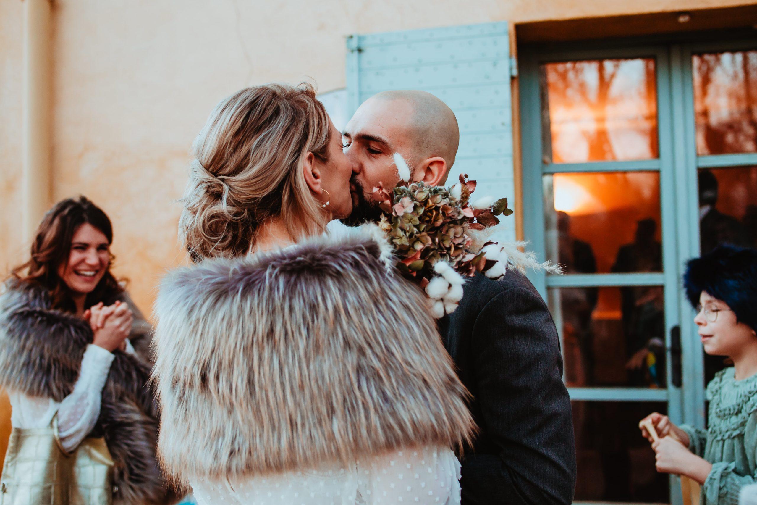 couple bouquet