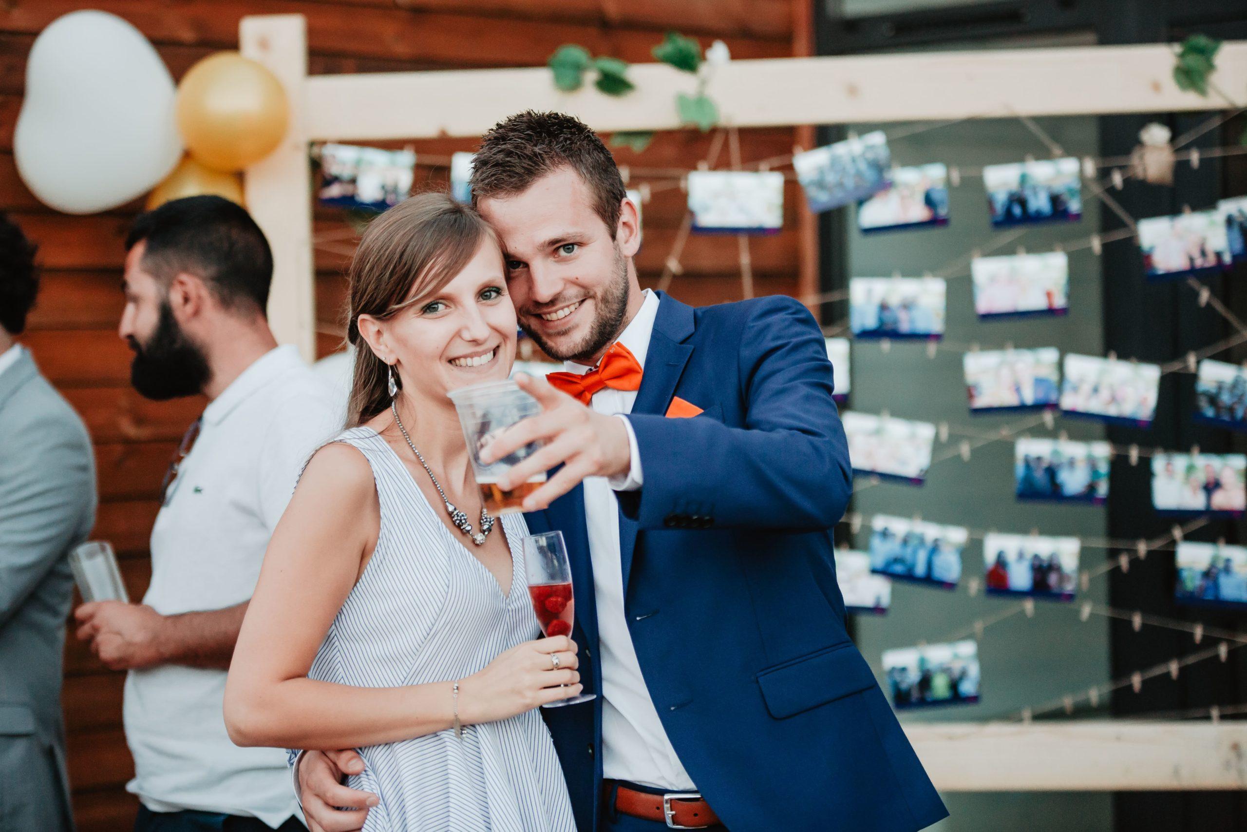 photos invités mariage