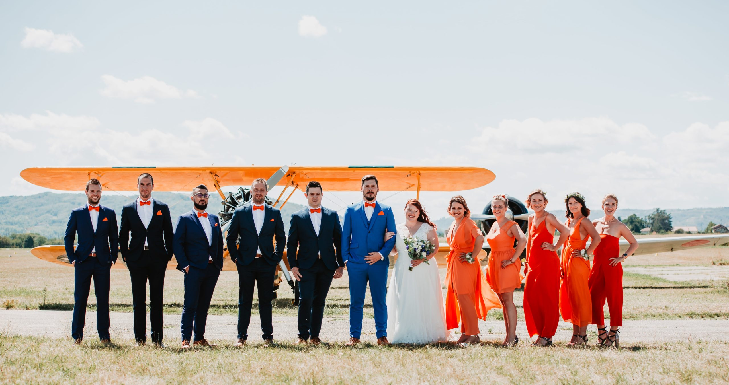 photos témoins mariage
