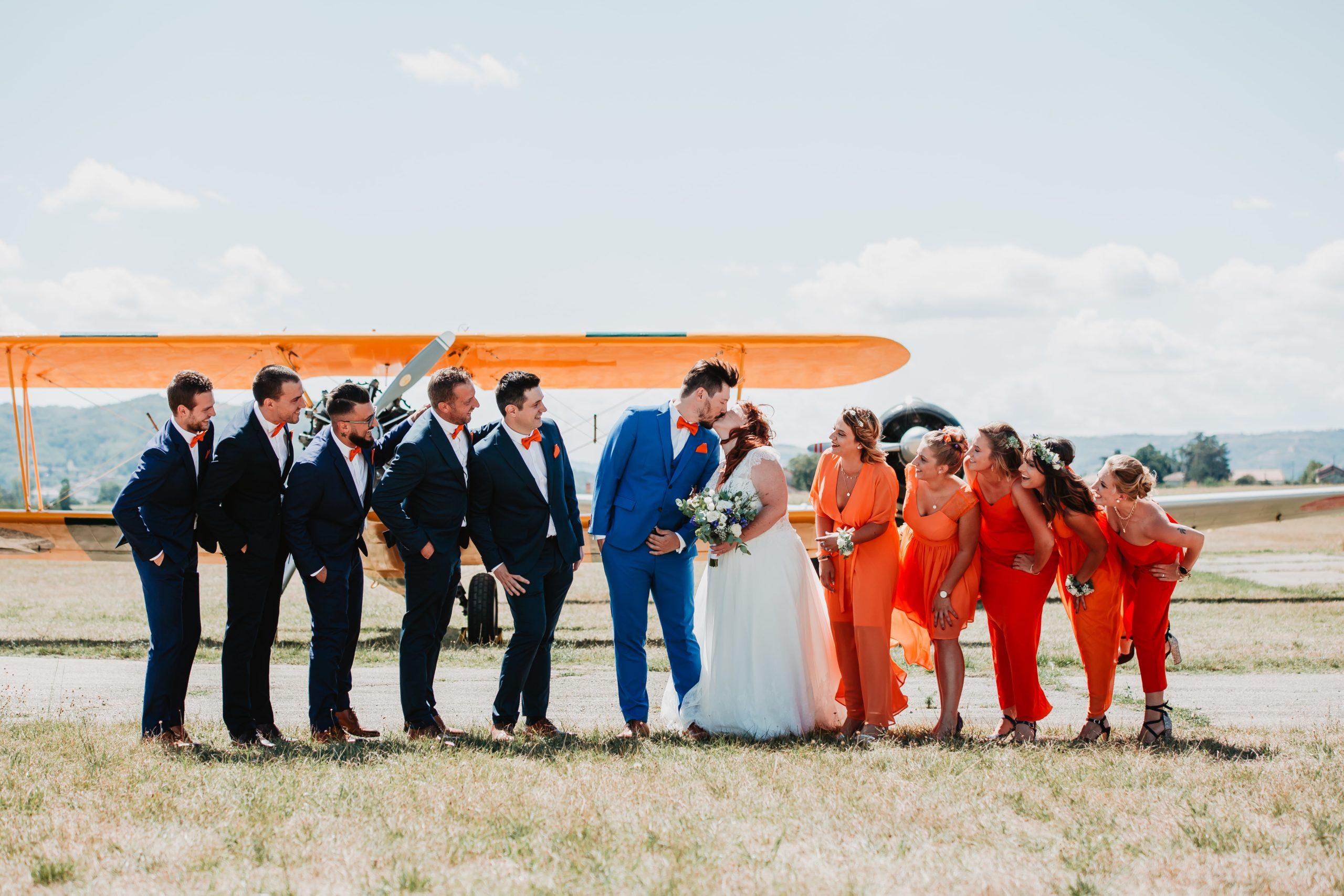mariage témoins