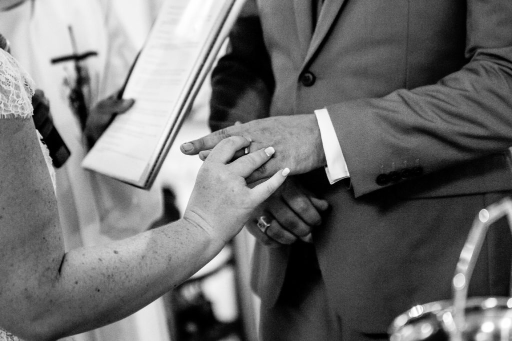 alliance mariage photos