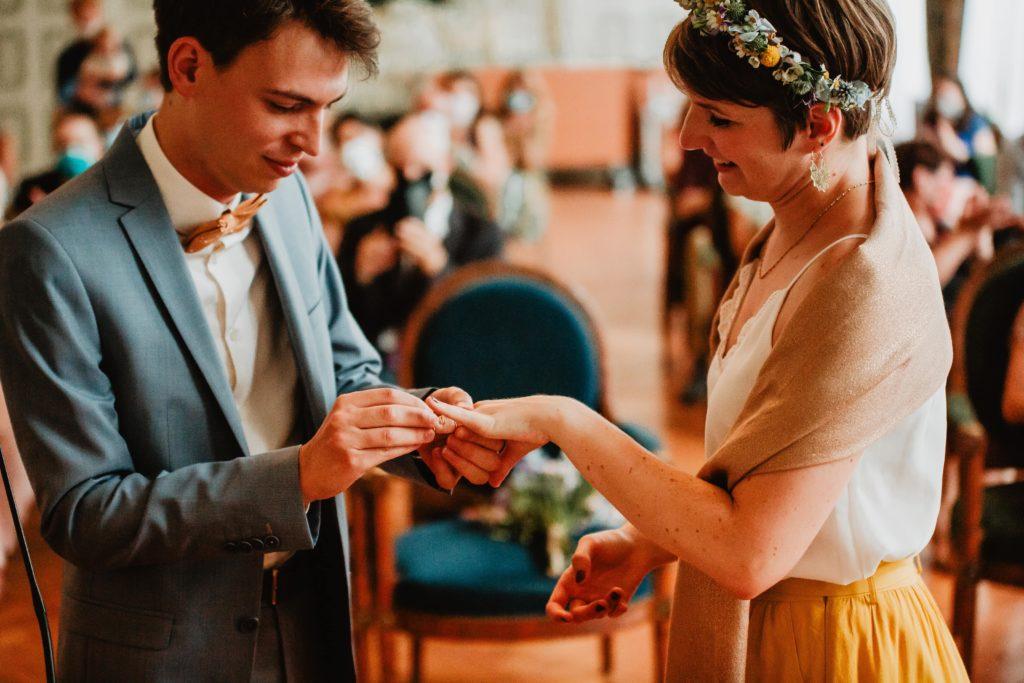 alliance mariés