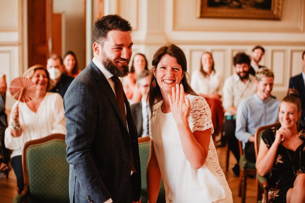 cérémonie mariage civile mairie 6