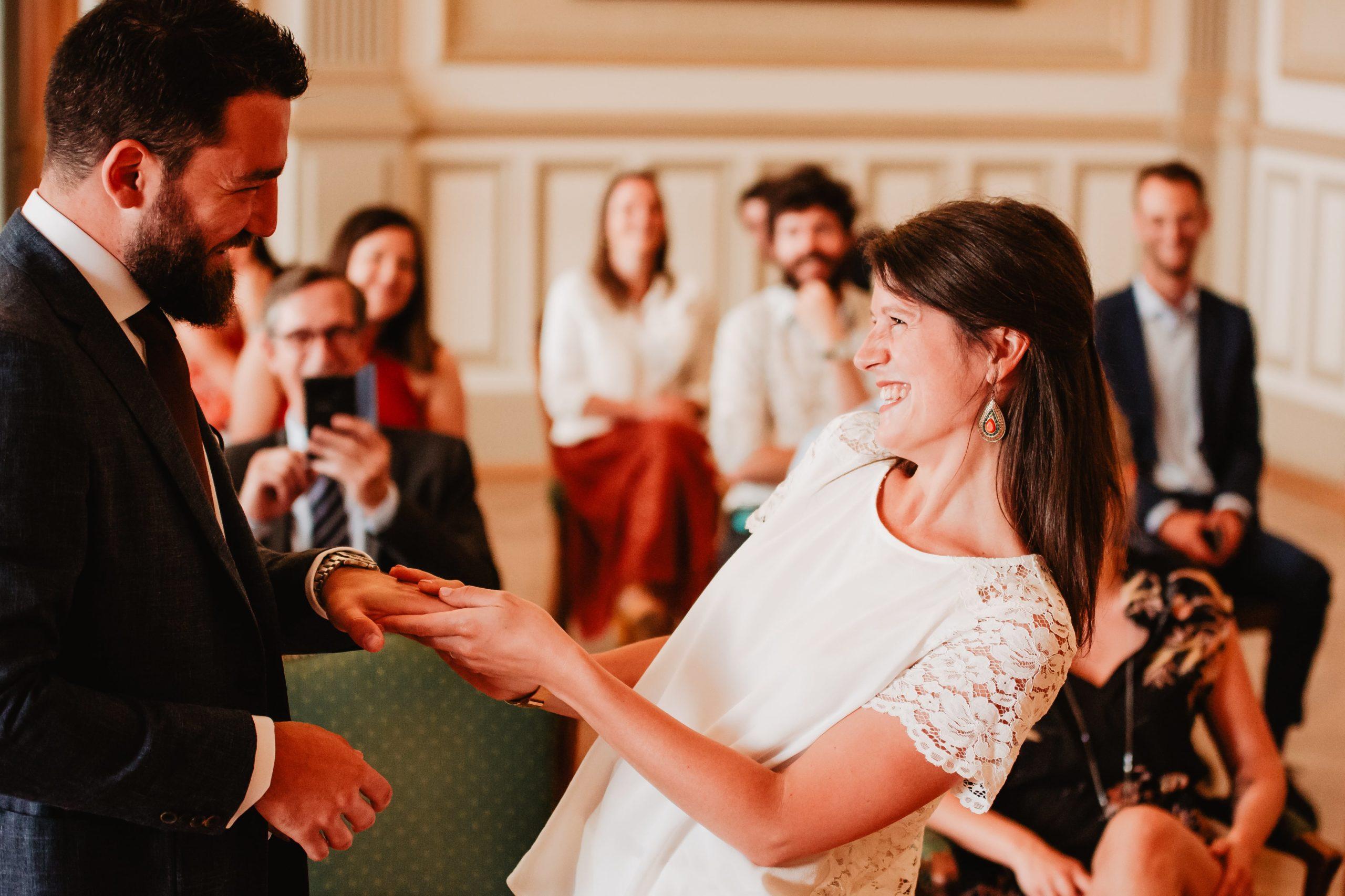 cérémonie mariage civile mairie lyon 6