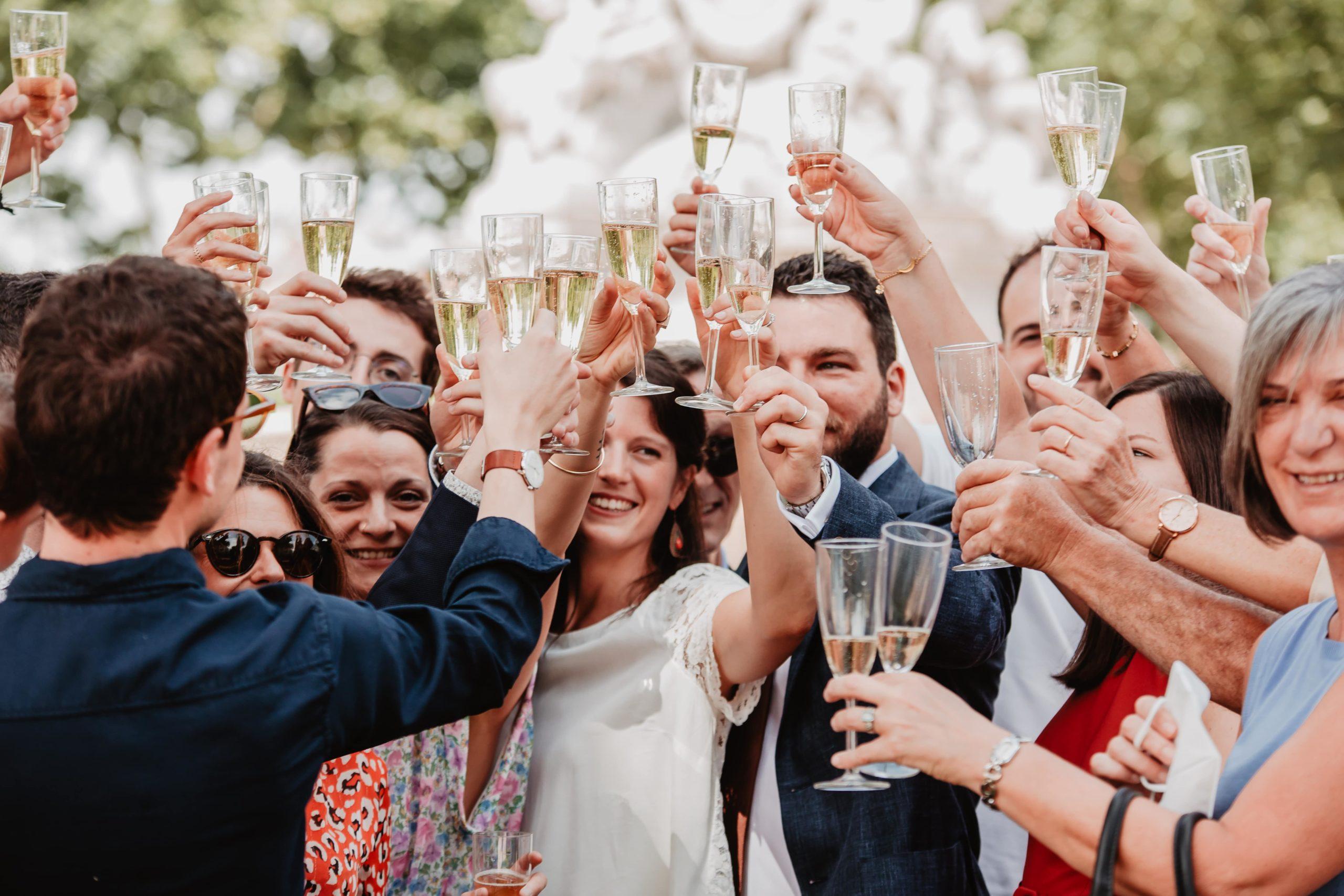 Fête mariage civile lyon