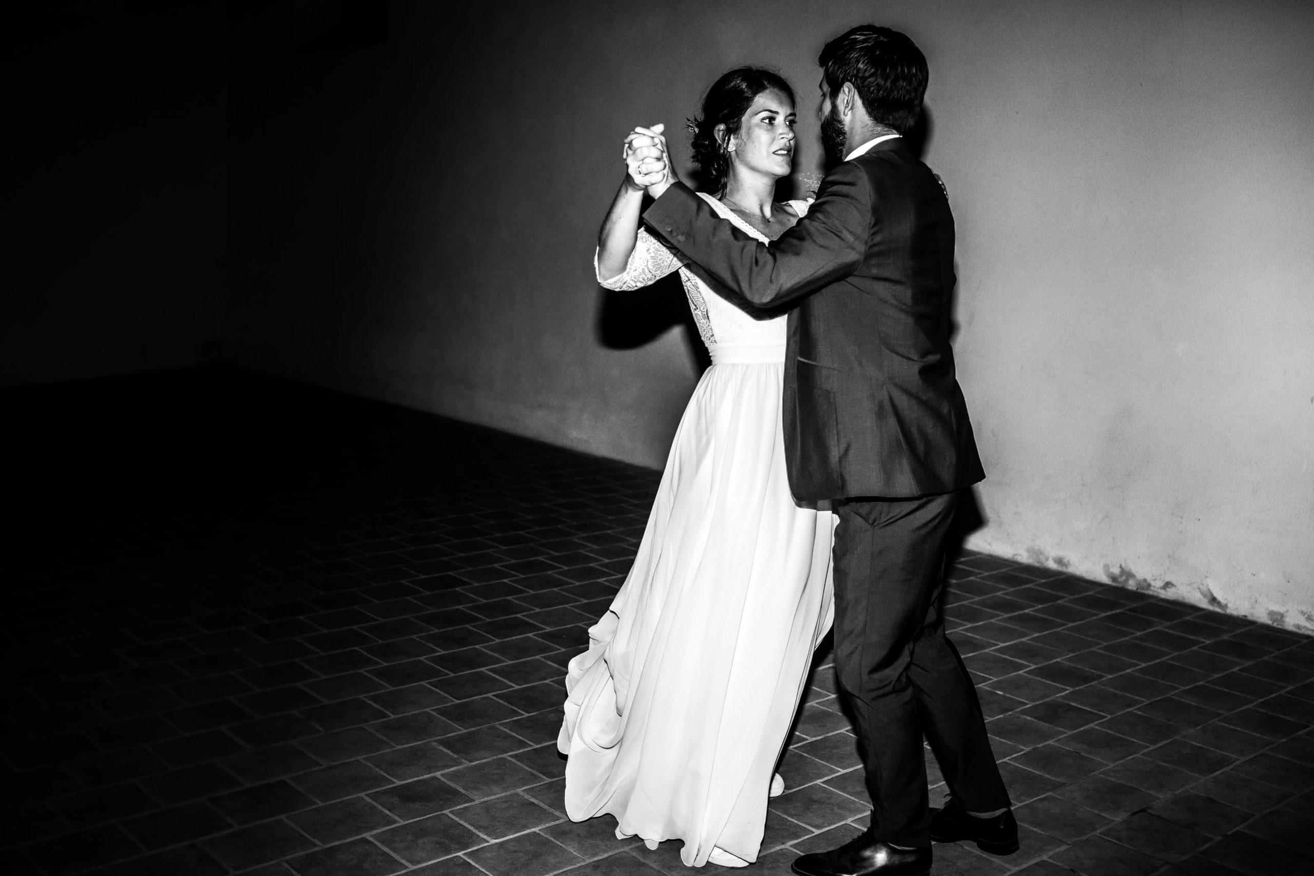 photos première danse