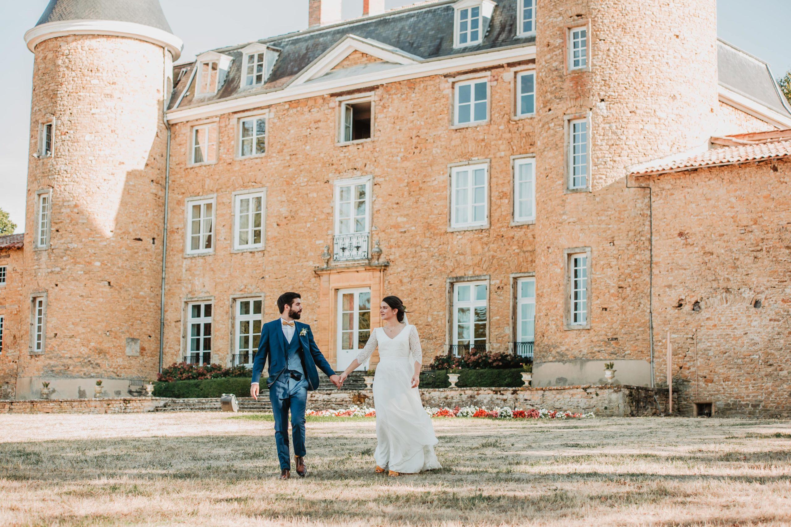 photos de mariage château de janzé